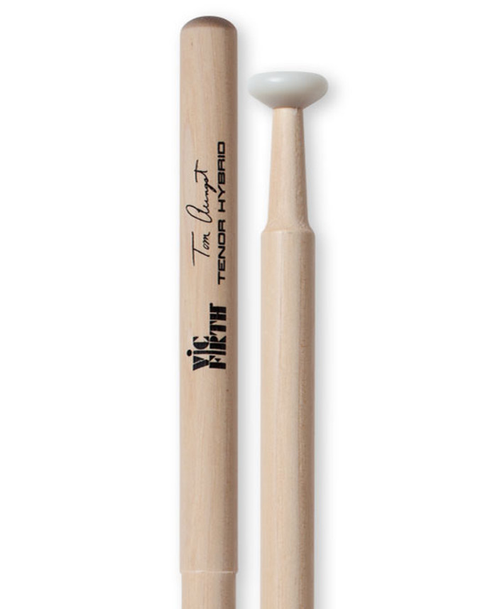 Vic Firth Corpsmaster Multi-Tenor STATH - - Tom Aungst Tenor Hybrid Stick