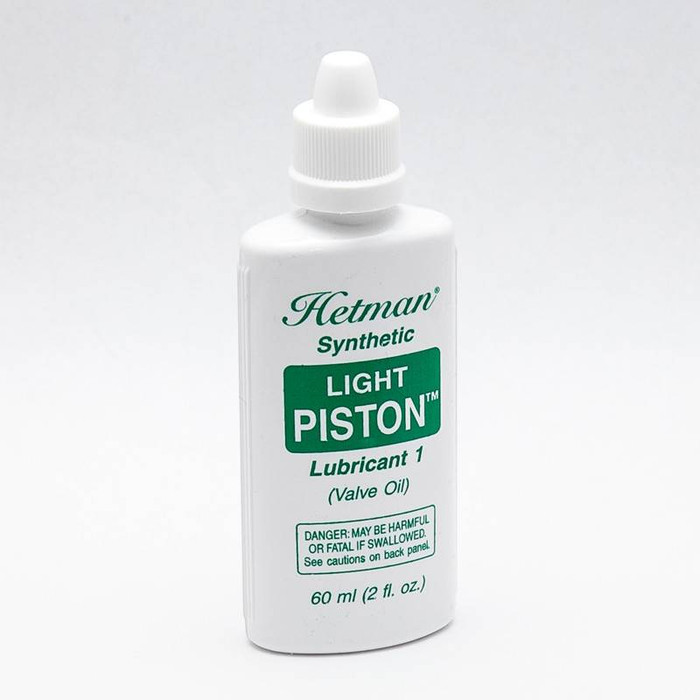 Hetman Synthetic Light Piston #1 Valve Oil