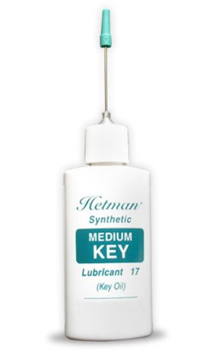 Hetman Synthetic Medium Key #17 Key Oil