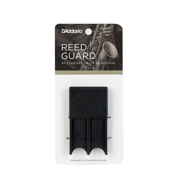 D'addario Woodwinds Reedguard Black