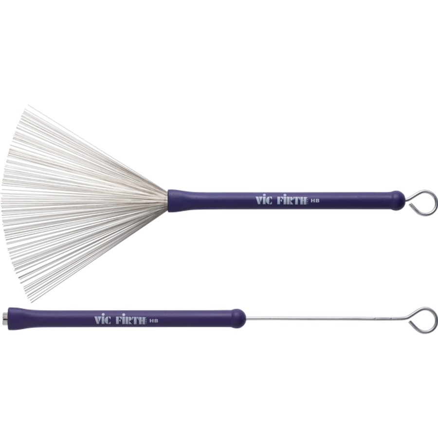 Vic Firth HB - Heritage Wire Brushes