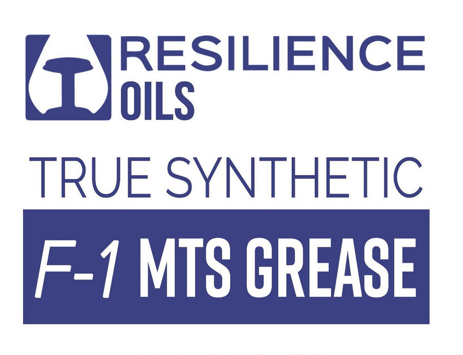 Resilience Oils True Synthetic F-1 MTS Grease