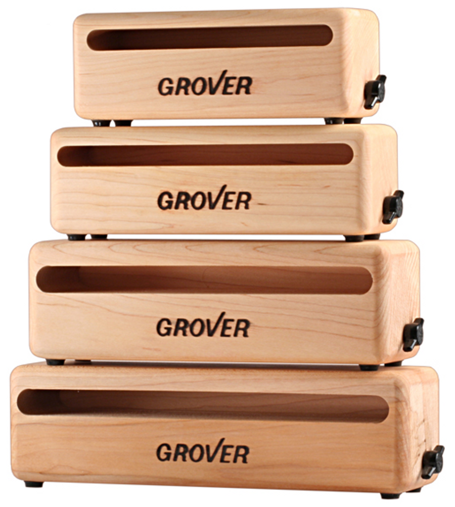 Grover Pro Percussion Wood Block