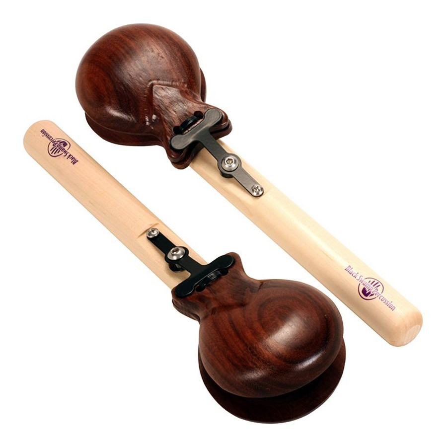 Black Swamp Percussion Professional Concert Castanets