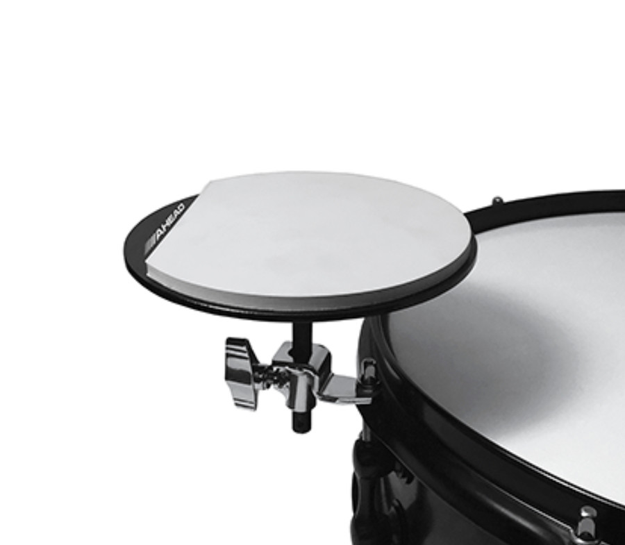 Ahead Clamp-On Practice Pad 5''