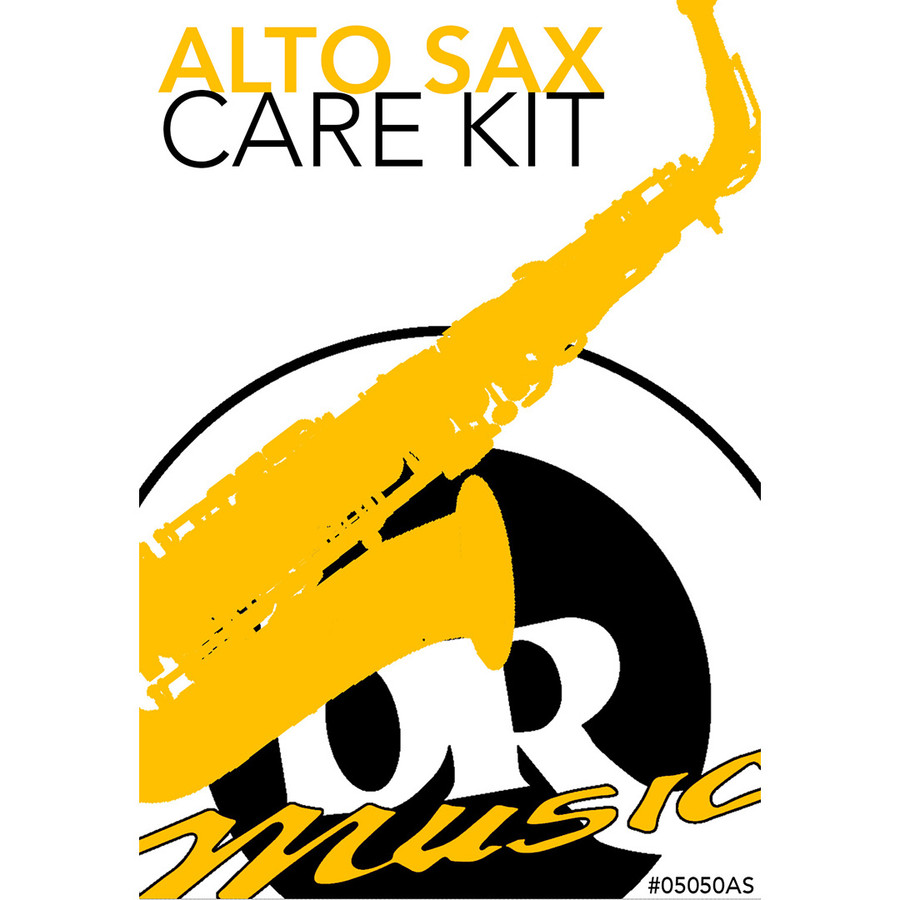 Alto Saxophone Maintenance Kit