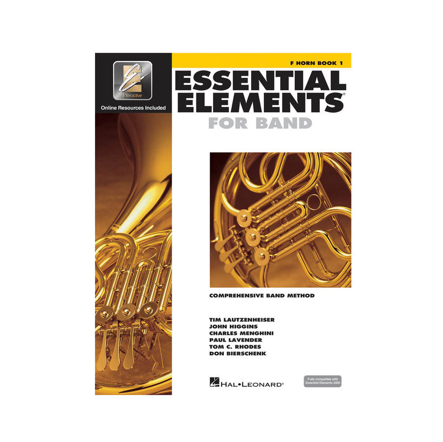 Essential Elements for Band BK1 - French Horn