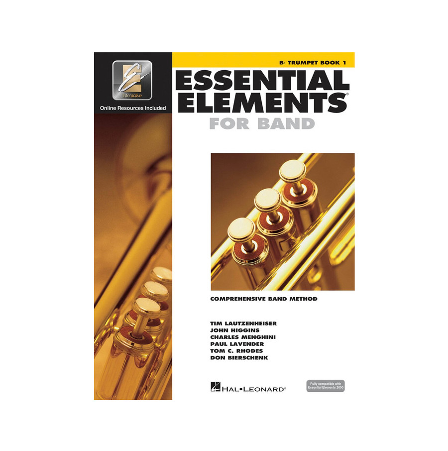 Essential Elements for Band BK1 - Trumpet