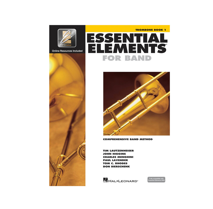 Essential Elements for Band BK1 - Trombone