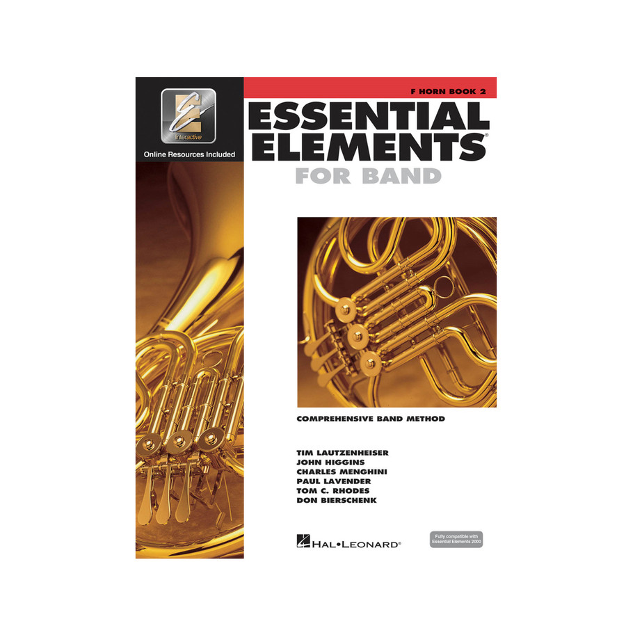 Essential Elements for Band BK2 - French Horn