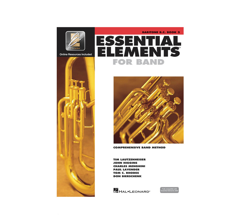Essential Elements for Band BK2 - Baritone BC