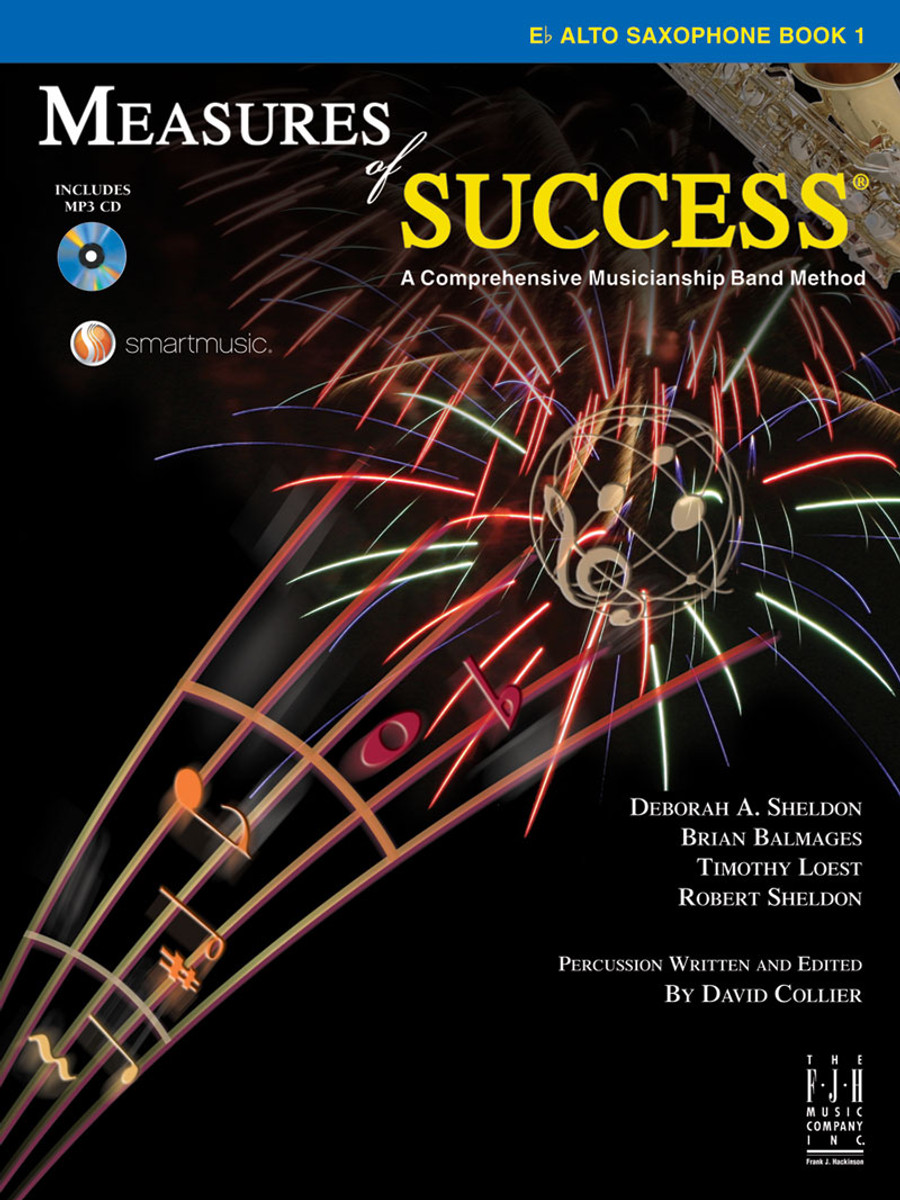 Measures of Success Book 1 - Alto Saxophone