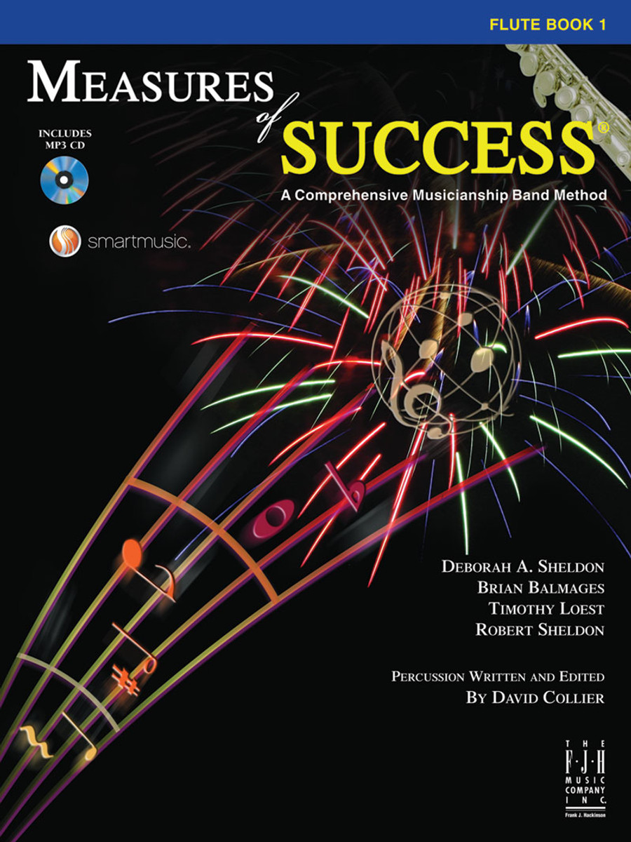 Measures of Success Book 1 - Flute