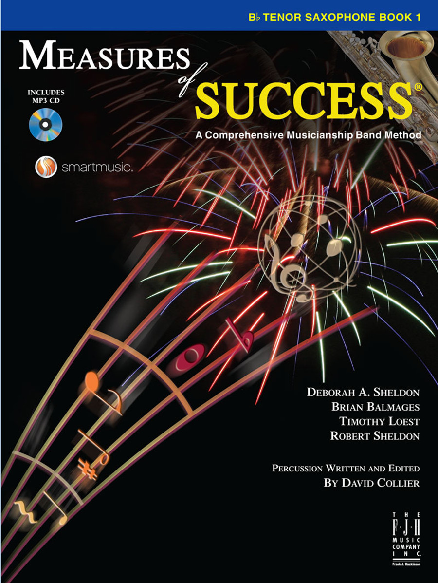 Measures of Success Book 1 - Tenor Saxophone