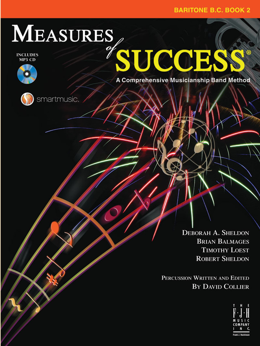 Measures of Success Book 2 - Baritone BC