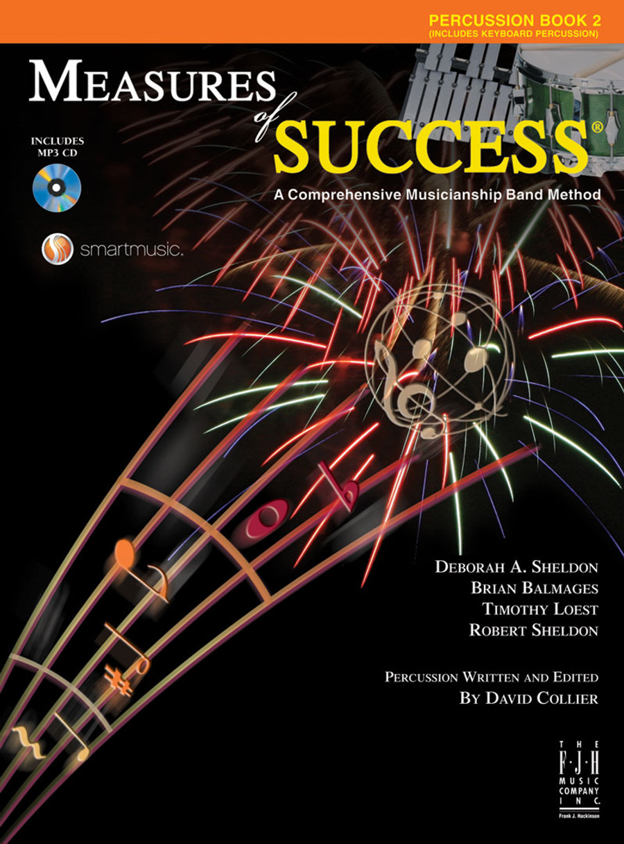 Measures of Success Book 2 - Percussion