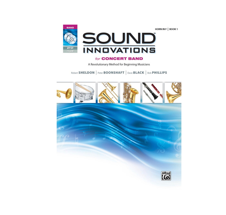 Sound Innovations for Concert Band Book 1 - French Horn