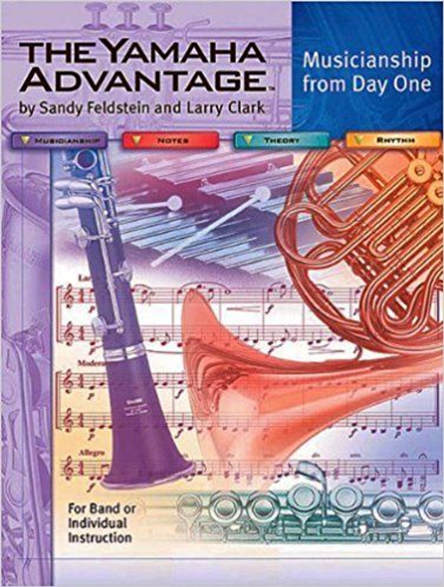 The Yamaha Advantage Book1 - Clarinet