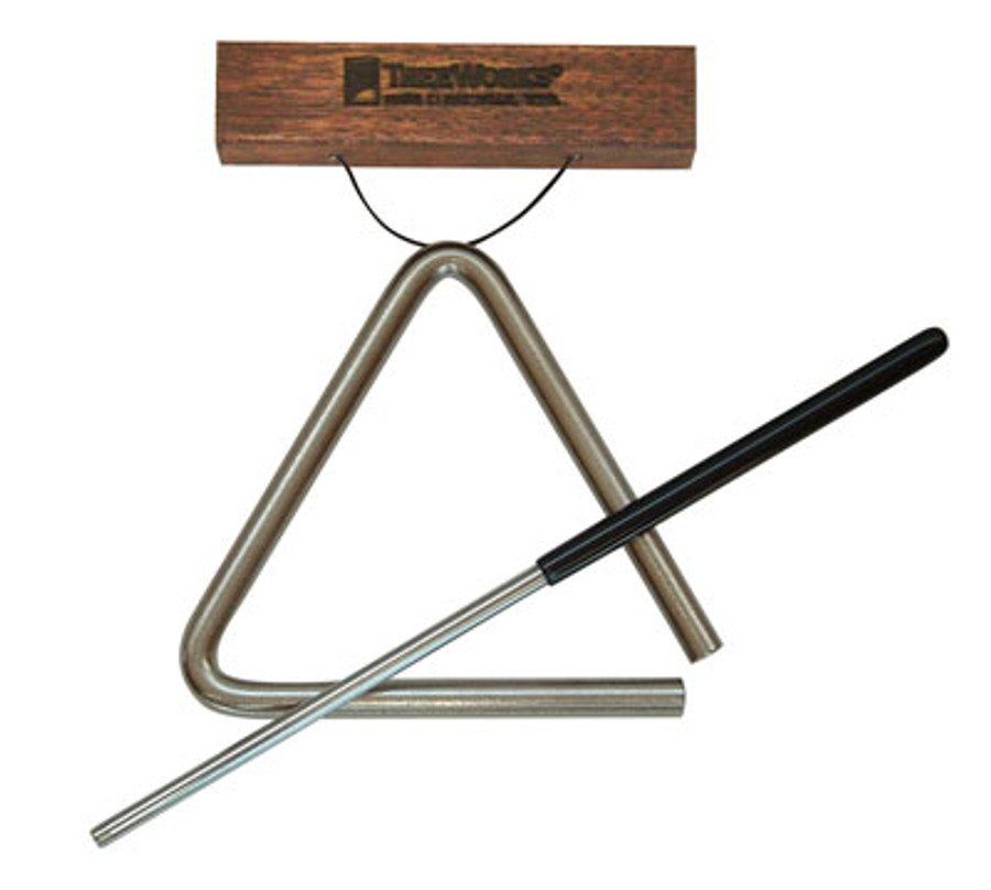 Treeworks Chimes Triangle W/Beater & Holder