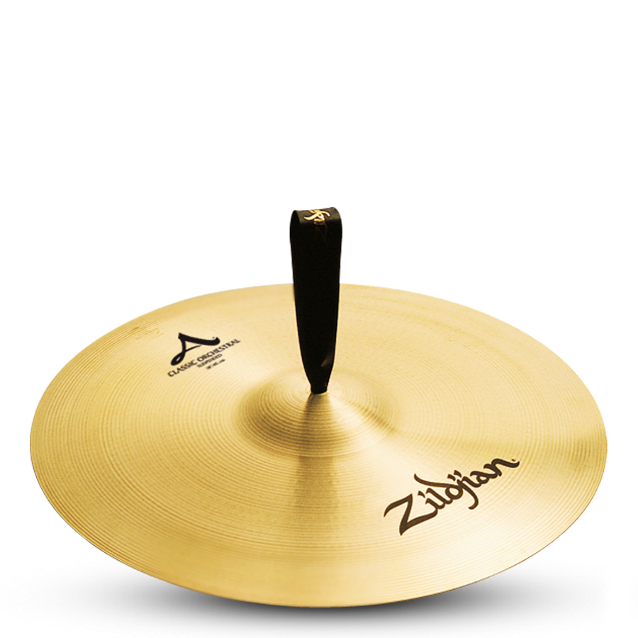 "Zildjian A0419 18"" Classic Orchestral Selection Suspended"