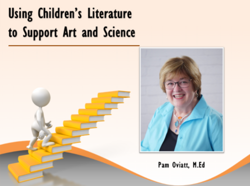 Course Image for Using Children's Literature to Support Art and Science Experience