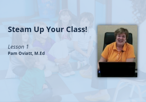 Course Image for STEAM Up Your Class