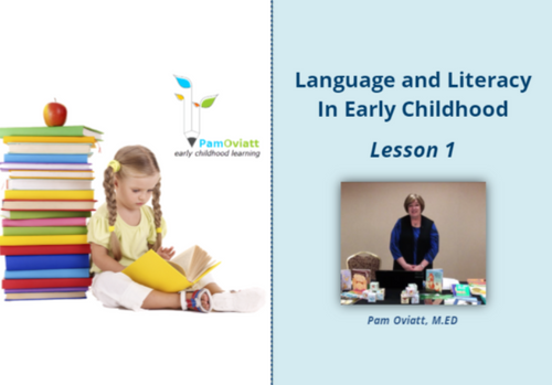 Course Image for Language and Literacy in Early Childhood