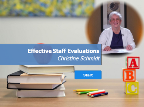 Course Image for Effective Staff Evaluations