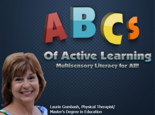 Course Image for Active Learning and Multisensory Literacy