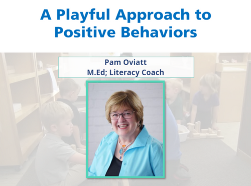 Course Image for A Playful Approach to Positive Behaviors