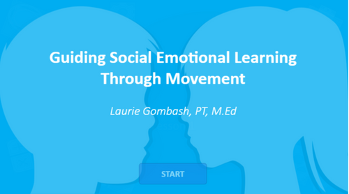 Course Image for Guiding Social Emotional Learning Through Movement