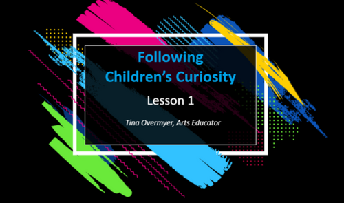 Course Image for Following Children's Curiosity