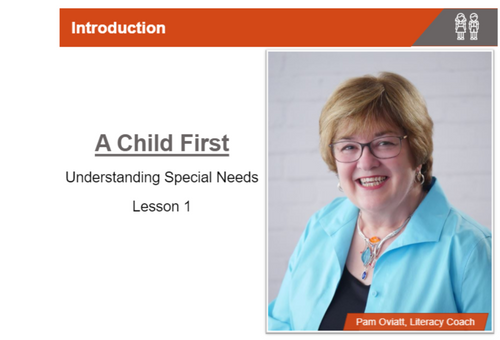 Course Image for A Child First! Understanding Special Needs