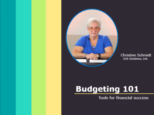 Course Image for Budgeting 101