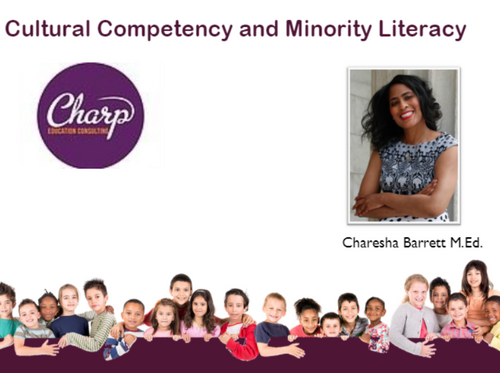 Course Image for Cultural Competency and Minority Literacy