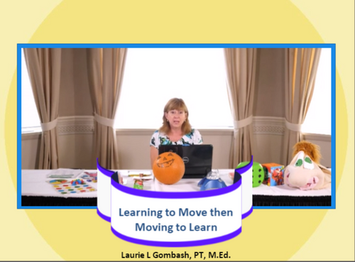 Course Image for Learning to Move then Moving to Learn