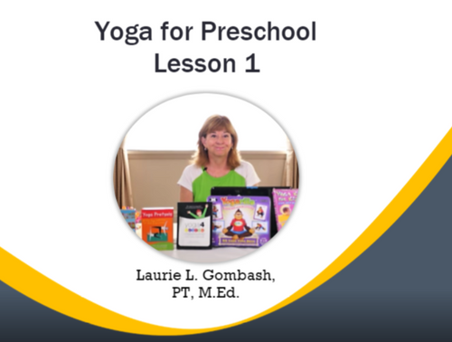 Course Image for Yoga For Preschools