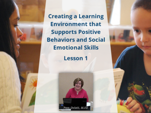 Course Image for Creating a Learning Environment that Supports Positive Behaviors and Social/Emotional Growth