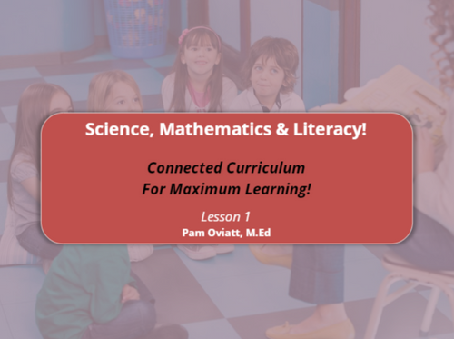 Course Image for Connected Curriculum for Maximum Learning
