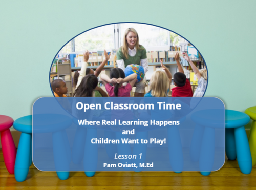 Course Image for Open Classroom Time