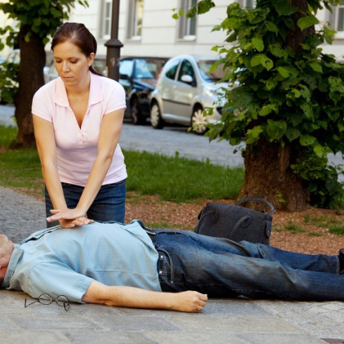 Course Image for Virtual Session and Manikin Shipment for CPR