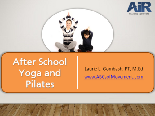 Course Image for After School Yoga and Pilates