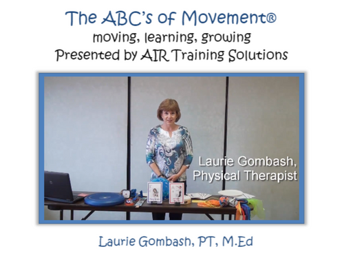 Course Image for The ABC's of Movement – Moving, Learning, Growing