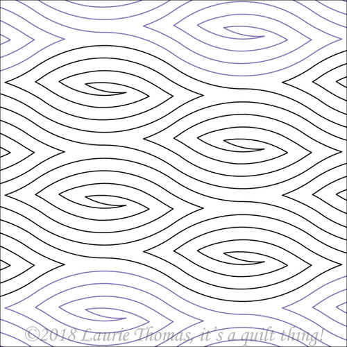 Panto Patterns Classy Paper Pattern