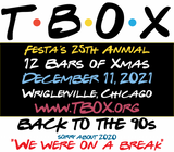 The #TBOX2021 Theme – BACK TO THE 90s!!!