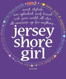 The Jersey Shore Girl Women's Fashion T-Shirt