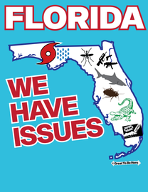 The Florida - We Have Issues Men's/Unisex Fashion T-Shirt
