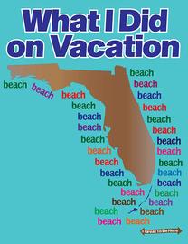 The Florida Beach Vacation Women's Fashion T-Shirt