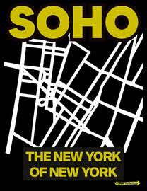 The Soho New York City Men's/Unisex Fashion T-Shirt