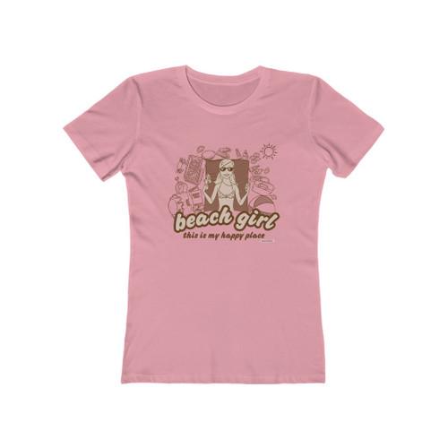 The Beach Girl Women's Fashion T-Shirt